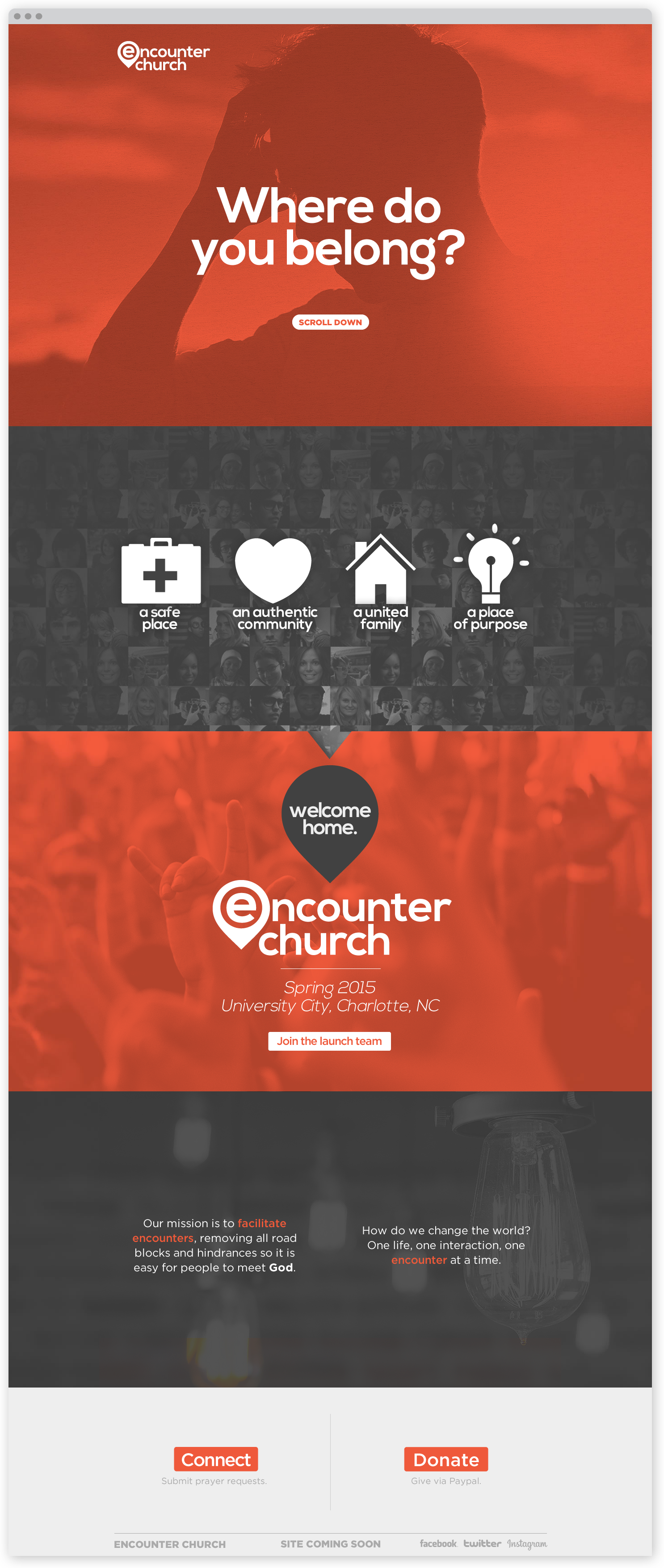 Encounter Church Screenshot 2x
