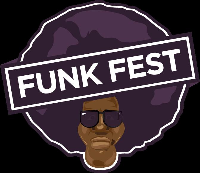 Funk Fest (Badge - Purple) Flattened 1.0