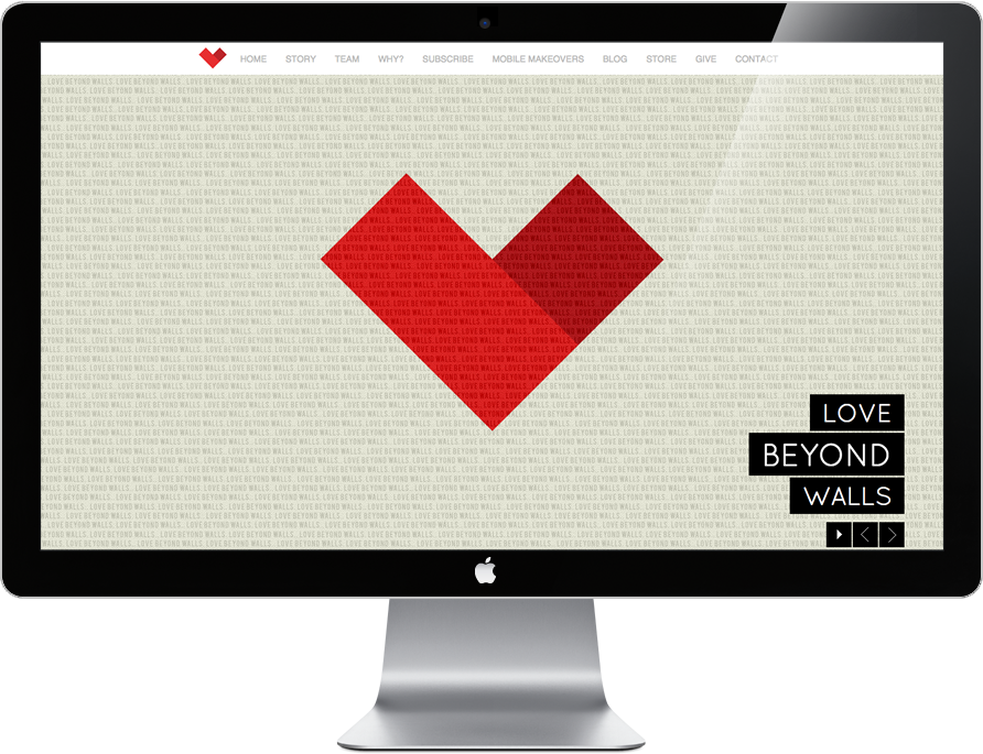Love Beyond Walls - iMac 1.0x