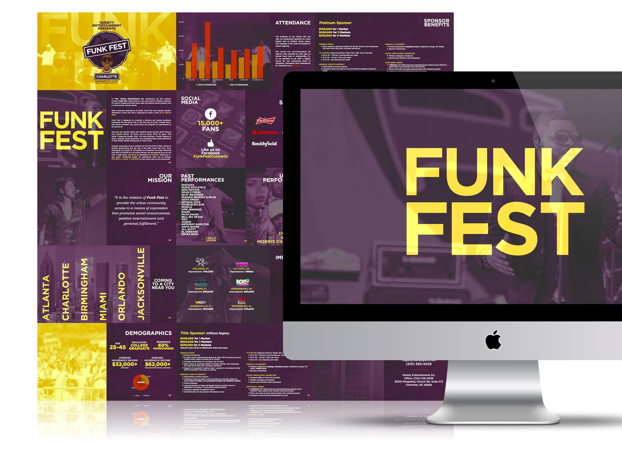 Funk Fest Sponsorship 1.0